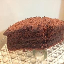 Bolo de Nutella - Fatia 170 gr