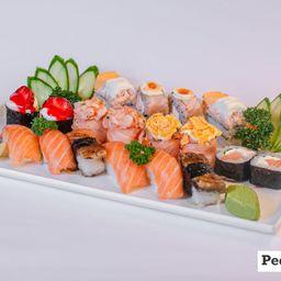2 a - combinado sushi 18 peças