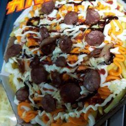 Combo Batata Cheddar e Bacon