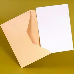Cartão com dedicatória