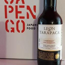 Vinho Tinto Leon de Tarapacá Cabernet 187ml