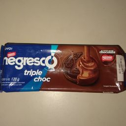 BISCOITO NEGRESCO TRIPLE CHOC 120 gr