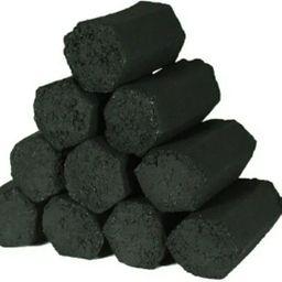 Carvão de Coco Nacional 1kg à Granel