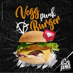 Vegg Punk Burger