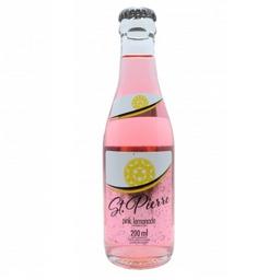 Água Tônica St Pierre Pink Lemonade 200ml