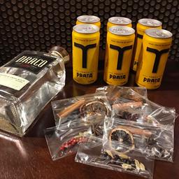 Kit Gin Draco + Tônica + Especiarias