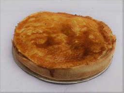 Torta de Frango com Catupiry - Média
