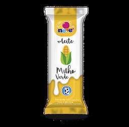 Picolé de Leite Milho Verde