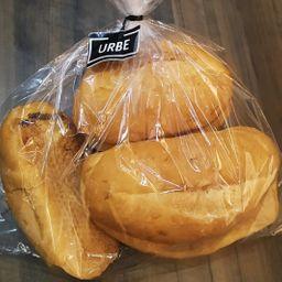 Pão de abóbora 4 und