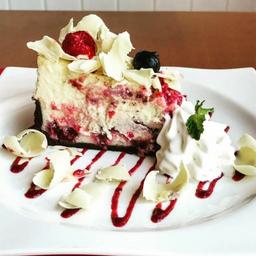 Cheesecake Framboesa