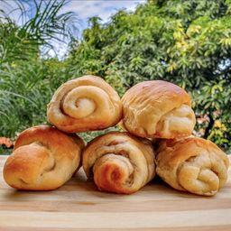 Pão de Canela Veg