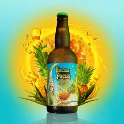 Pineapple Express - American IPA - 500ml - Hocus Pocus