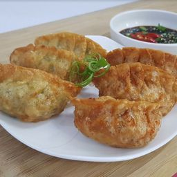 Mandu Frito (kimchi)