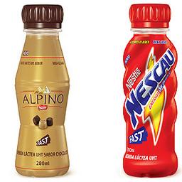 Vitaminas Nestlé - Nescau/Neston/Molico