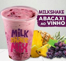 Milk Shake Abacaxi Ao Vinho