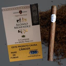 Alonso Menendez N°20 Mata Fina