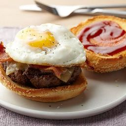 Guardiões Egg Bacon