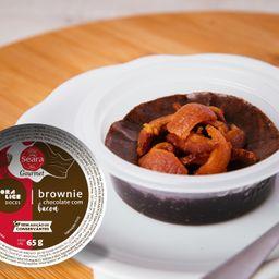Brownie de Chocolate e Bacon Seara - 65g