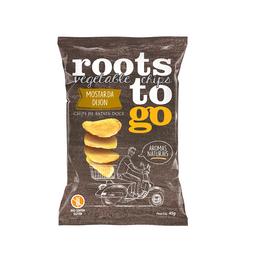 Roots to go Mostarda Dijon 45g