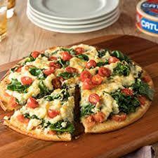 Pizza Espinafre
