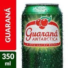 Guaraná Antatica Lata.
