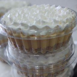 Tortinha de Maracujá