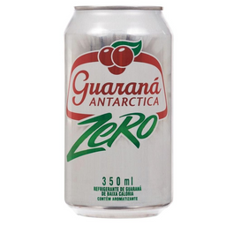Guaraná Zero - 330ml