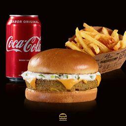 Combo Veggie Burger