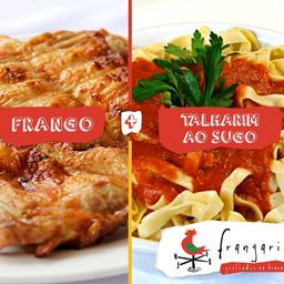 Combo da Mamma - Frango Desossado+Talharim+Escolha Molho