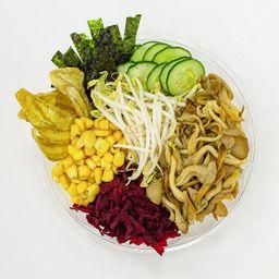 Sushi Burrito, Poke ou Salada (Vegetariano) - 05