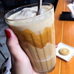 ICED COOFFE CARAMEL