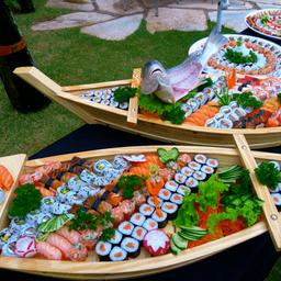 Combinado Família Sushi - 60 Peças