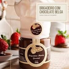 Brigadeiro Gourmet Tradicional - 240g