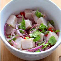 Ceviche Simples