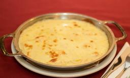 Camarão 4 queijos (1pessoa)