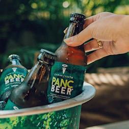 Cerveja Panc Beer Capim Santo 300ml