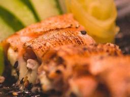 Ebi Salmon - 6 Unidades