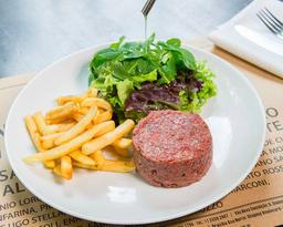 Steak Tartar Di Manzo