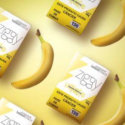 Essência Ziggy Banana Tropical