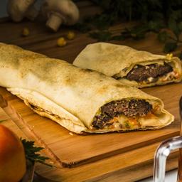 Kebab Carne com Mussarela