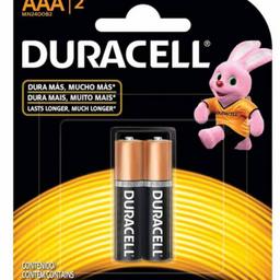 Pilha Duracell AAA
