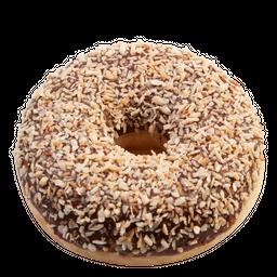 Donuts de Chocolate com Coco