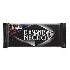 Barra de Chocolate Diamante Negro