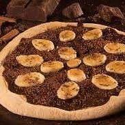 Pizza Broto - Chocobanana