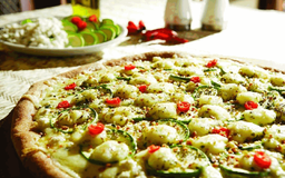 Pizza Zuchini