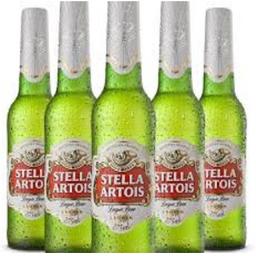 Stella Artois 550ml  - 6 Unidades