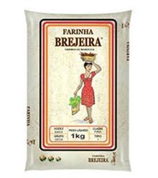 Farinha de Mandioca Branca - 1kg
