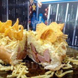Hot Dog Calabresa Top