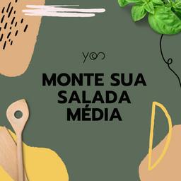 Monte sua Salada - Média