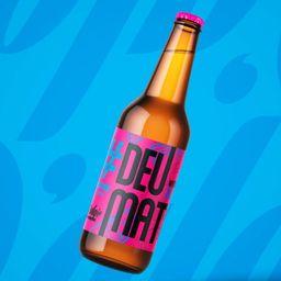 Cerveja D'alaje #deumatch 355ml